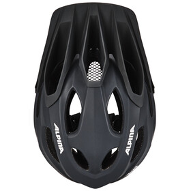 Alpina King Carapax Fullface Helmet black